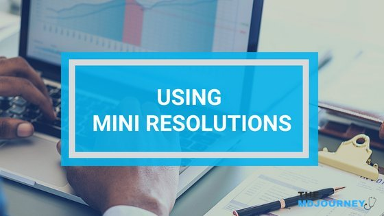 Using Mini Resolutions