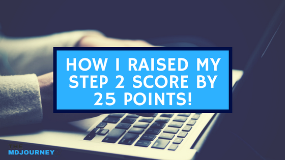 How I Raised My Step 2 Score By 25 Points (OnlineMedEd Review