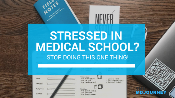 Stress in Medical School