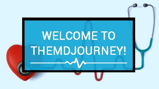 Welcome to TheMDJourney!