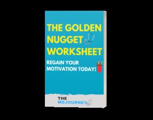 Golden Nugget Worksheet