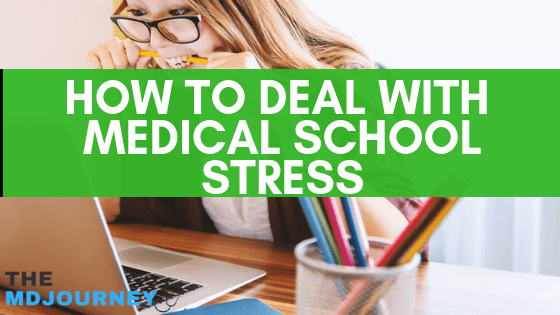 medical school stress
