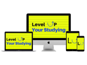 Level Up Your Studying