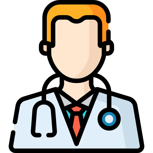 Studying Doctor Icon