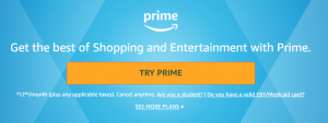 A Year Of Amazon Prime: Top Gifts For Med Students