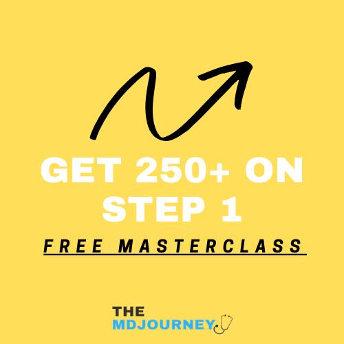 Step 1 Masterclass